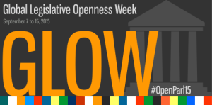 GLOW - Global Legislative Openness Week