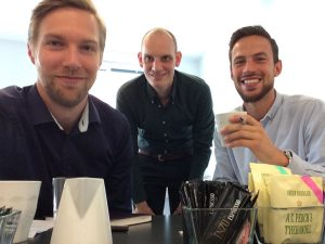 Open Knowledge Danmark til møde i Digitaliseringsstyrelsne