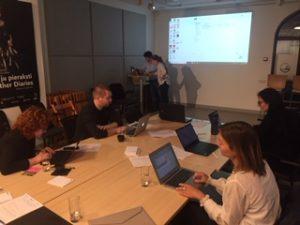 Workshop om åben data og politisk integritet i Riga 2019 (CC0)
